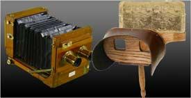 stereo camera and stereoscope