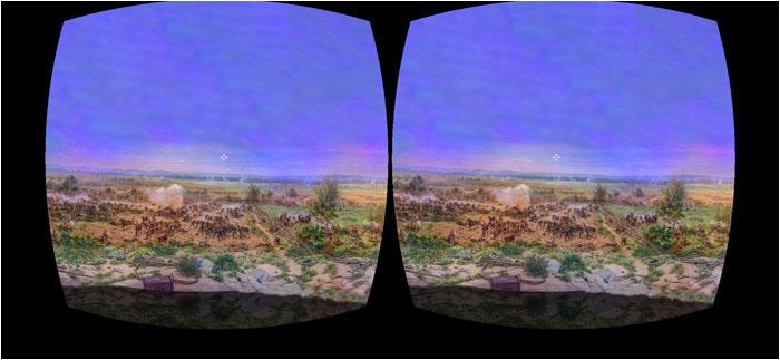 Gettysburg VR