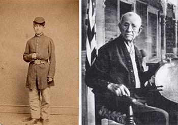 James Marion Lurvey, last Gettysburg vet