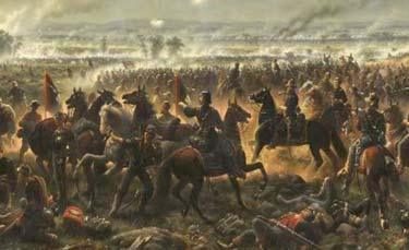 Repulse of Longstreet's Assault