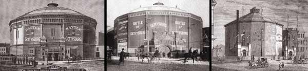 Cyclorama Buildings